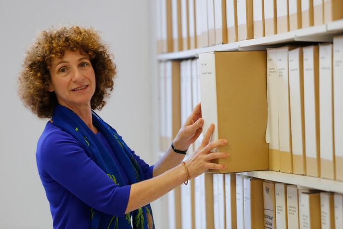 Hanna Luden, directeur van het Centrum Informatie en Documentatie Israel (CIDI).
