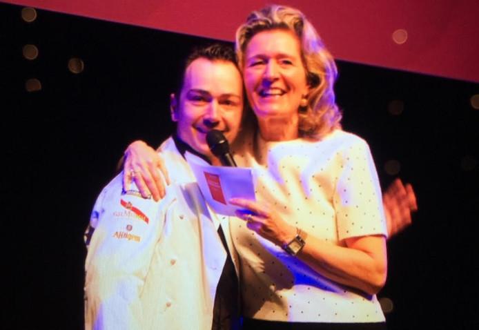 Adrian Zarzo van het gelijknamige restaurant in Eindhoven ontvangt zijn eerste Michelinster.