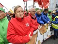 """Goblet: """"Ce gouvernement ne respecte pas la dignité des travailleurs"""""""