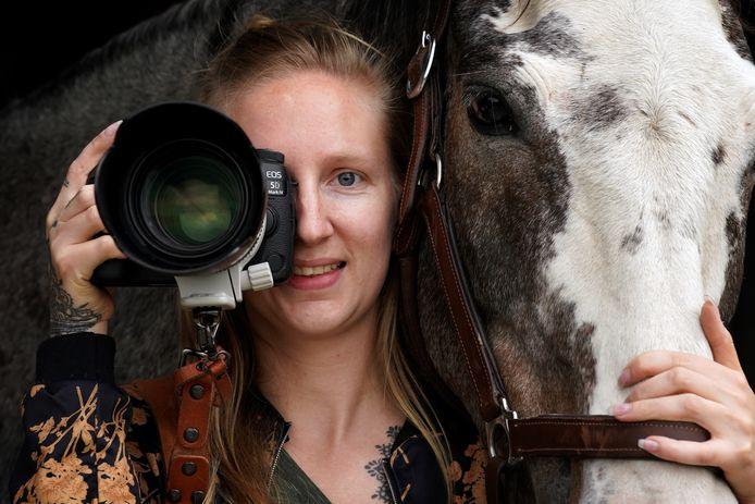 Paardenfotografe Emma van Veldhuisen