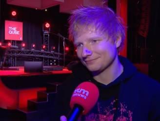 """Ed Sheeran staat vanavond in de Qube (en leert een mondje Nederlands): """"Knaldrang? Ja, dat voel ik ook"""""""