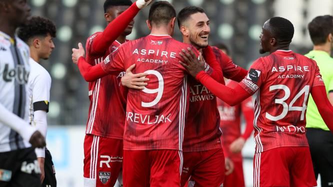 Charleroi sluit seizoen en tumultueus dagje af met nederlaag tegen Eupen