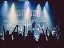'Rockorkestje' Komatsu mag podium Effenaar op: 'Eindhovenser kan bijna niet'