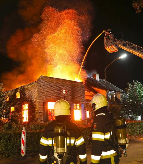 Buren vangen bot: groen licht voor modern pand op plek van door brand verwoeste boerderijwoning in Haren