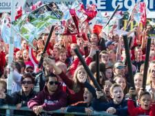 Voetbalclub IJsselmeervogels haalt zich woede op hals om verdeling van sportpark in verschillende zones