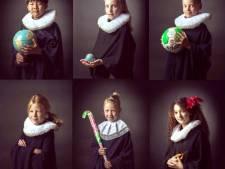 Wat als Rembrandt de schoolfotograaf was? In Twello weten ze het