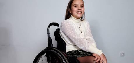 Bunschotense Pauline (10) is ambassadeur voor gehandicapte kinderen: 'Nooit meer eenzaam zijn'