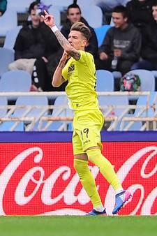 VIDEO: Villarreal wint van Sociedad dankzij late treffer