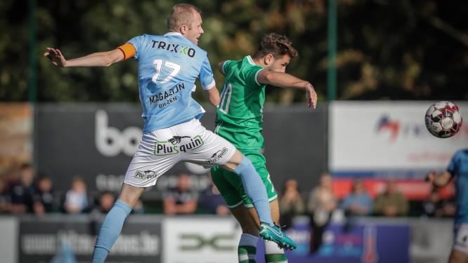 """Didier Haenen (SV Belisia): """"Lyra-Lierse bleek een moeilijk te bespelen blok"""""""