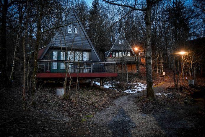L'une des maisons à louer du Sunclass Durbuy