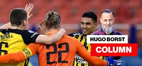 Marcel zegt het zonder op te kijken: 'Vitesse wordt kampioen'