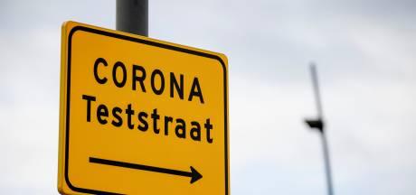 RIVM meldt toename van aantal positieve coronatests in de regio