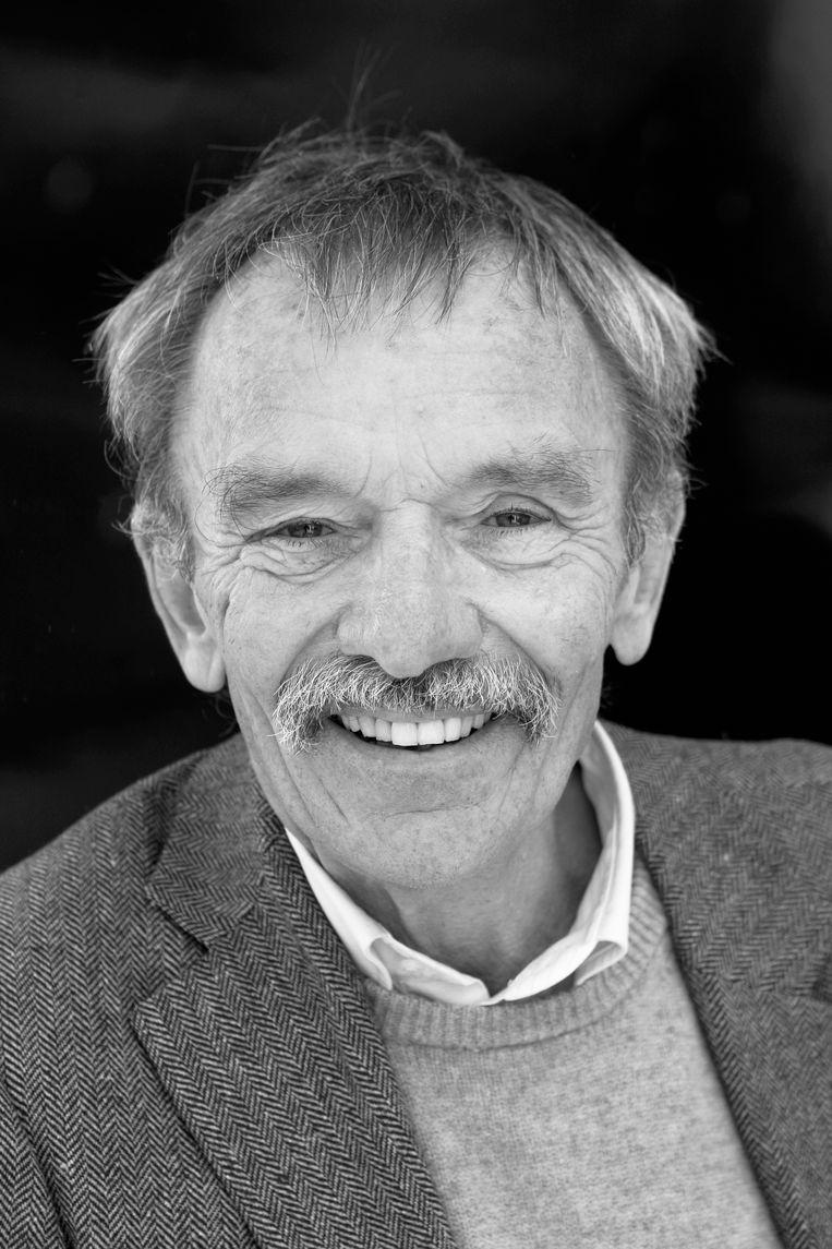 John Jansen van Galen, publicist. Hij schreef onder meer het boek 'Fiasco van goede bedoelingen' over de Indonesische onafhankelijkheid. Beeld ANP Kippa