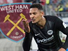 Frankfurt en West Ham in de clinch om transfer Haller: FIFA start onderzoek