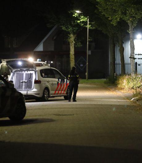 Meerdere mannen proberen binnen te dringen bij bedrijf in Heerle