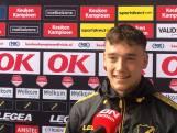 Colin Rösler terug in Breda: 'Fijn om weer terug te zijn'