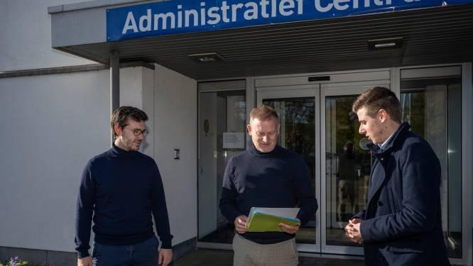 Jong N-VA Dender brengt 10-puntenplan uit: jongeren overhandigen voorstellen aan burgemeester
