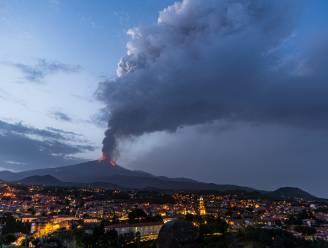 Siciliaanse vulkaan Etna is tientallen meters gegroeid en is nu groter dan ooit