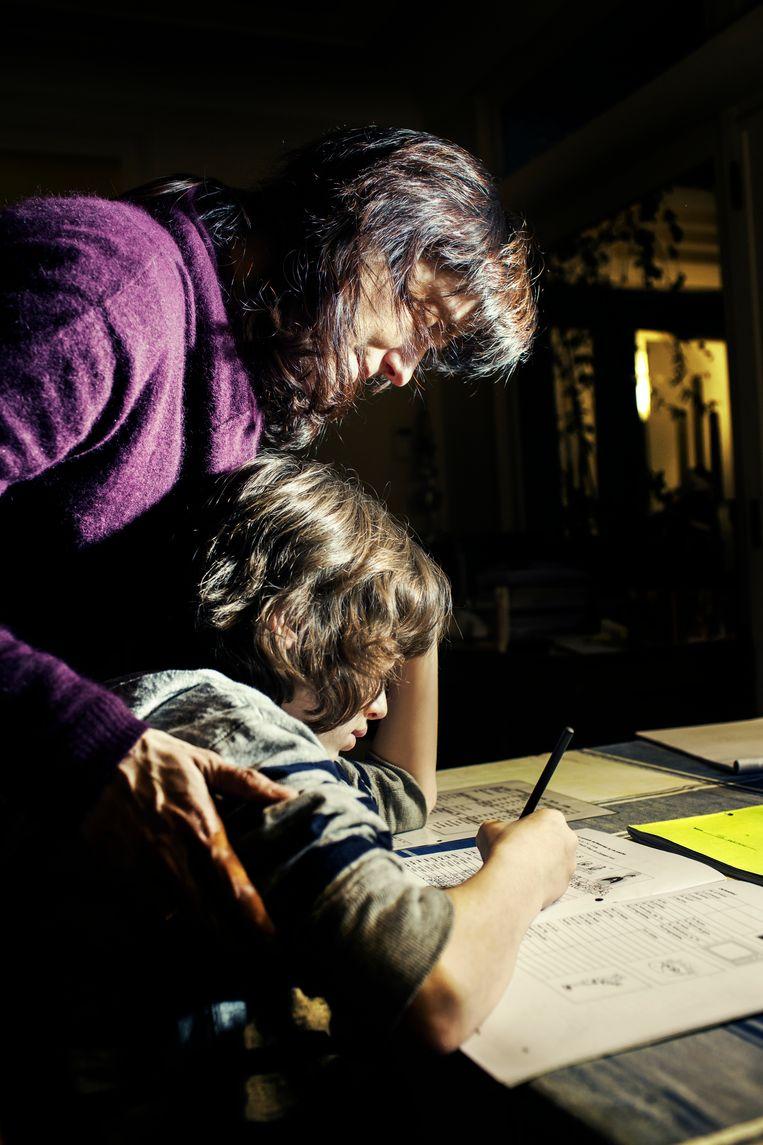 Experts willen een andere aanpak voor kinderen met dyslexie. Beeld Franky Verdickt
