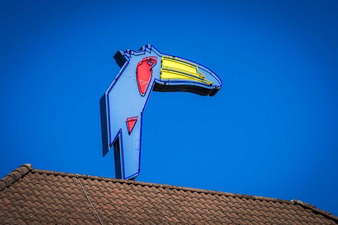 De medewerkers van het Van der Valk-hotel hebben minder werk omdat er in de hotels momenteel veel minder te doen is.