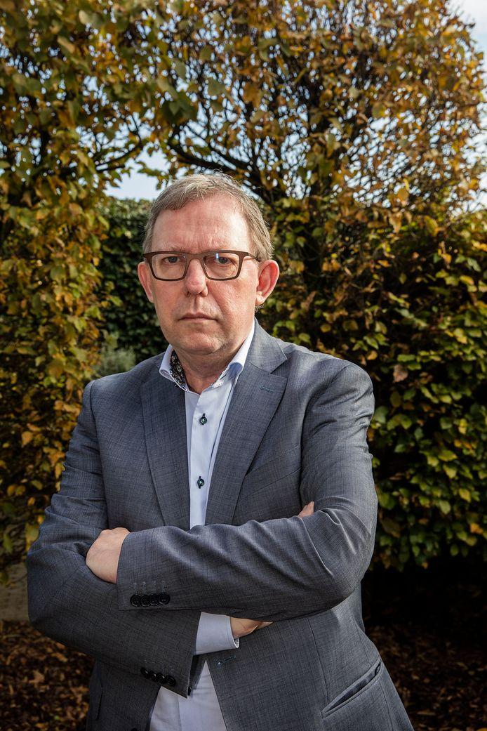 Peter Tielemans, oud-wethouder van Helmond