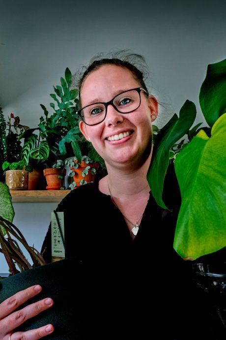 Liesbeth heeft meer dan 65 planten in huis: 'Die hebben me echt uit een mentale dip getrokken'