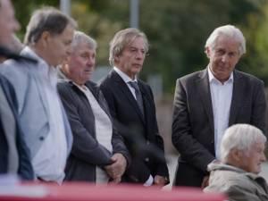 Brand in Eindhovens hotel Tsilveren Seepaerd emotioneert vijftig jaar na dato in Halle