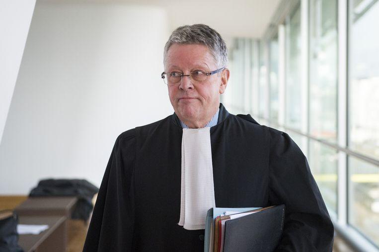 Advocaat van Pieter Ceulen, Dirk Grootjans.