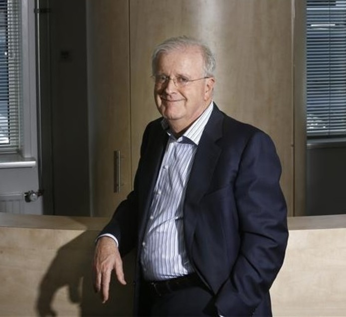Interim-directeur Adriaan Visser