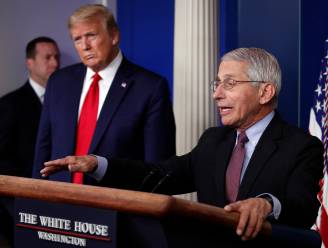"""Trump suggereert ontslag voor alom gerespecteerde topviroloog Anthony Fauci: """"Na de verkiezingen"""""""