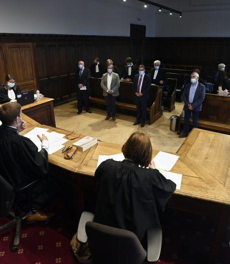 Les anciens membres du CA de Publifin réclament leur acquittement