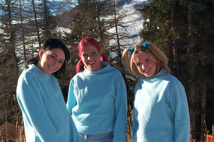 Kristel, Karen en Kathleen