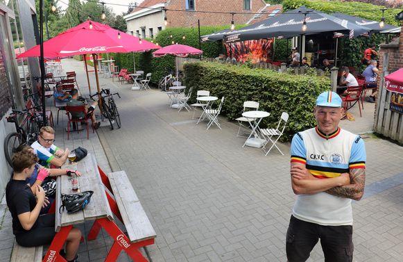 Jo Helsen van Café Welkom.