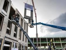 Nieuwe Rodenborch College: puzzel van twee scholen wordt gelegd