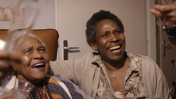Beeld uit de documentaire Moeder aan de lijn