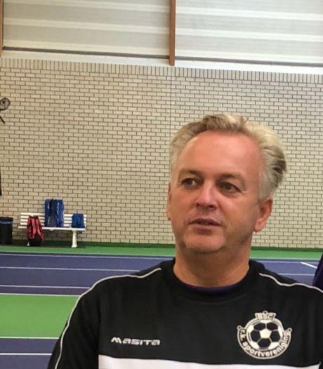 Schimmel stopt na dit seizoen als trainer van BSC