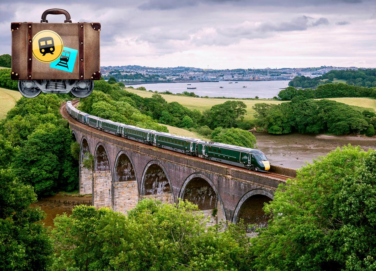 Het Forder Viaduct.