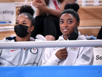 """Simone Biles laat ook finale grondoefening schieten: """"Ze beslist later of ze nog aan finale op de balk deelneemt"""""""