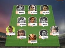 Het beste Feyenoord aller tijden: onze experts kiezen de beste elf spelers