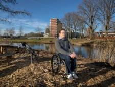 'Ik behoor zelf tot die doelgroep met een beperking maar dat wil niet zeggen dat ik een spreekbuis ben'