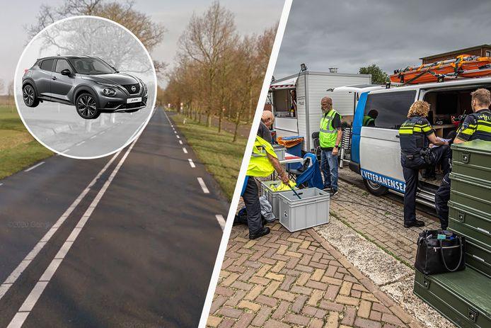 Politie Overijssel roept bewoners van de Rijksstraatweg (N337) op om eventuele camerabeelden te delen. Met deze oproep hoopt de politie meer aanknopingspunten te vinden voor de zoektocht naar een vermiste Deventenaar (55).