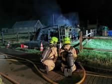 Politie ziet geen verband tussen branden in Spijk