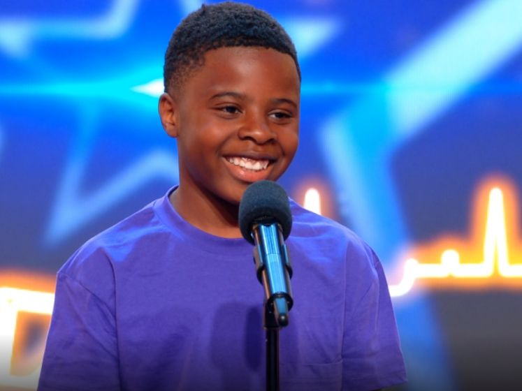 Veenendaalse Nigel (12) verdient golden ticket in Holland's Got Talent