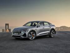 Audi onthult volledig elektrische e-tron Sportback
