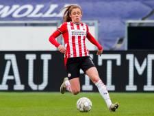 Topper PSV Vrouwen - FC Twente met twee dagen uitgesteld