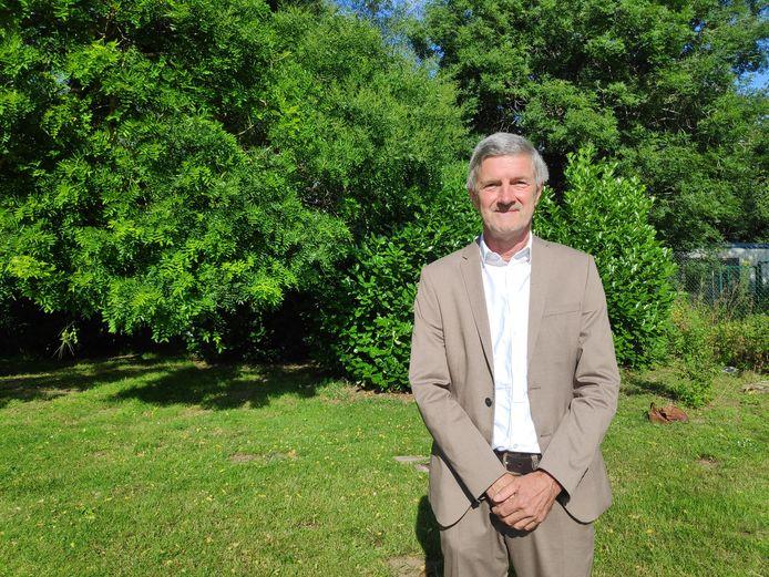 Paul De Wilde was sinds 2004 aan de slag als directeur.
