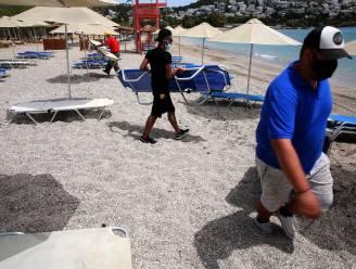 Griekse strandbars zaterdag open in aanloop naar toeristenseizoen