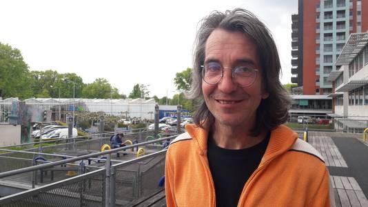 Wouter van Eck werkt ook samen met de HAS in Den Bosch voor het Schijndelse voedselbos.