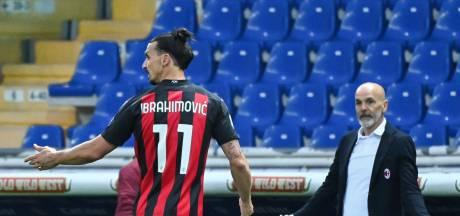AC Milan moet Zlatan mogelijk missen in jacht op koploper Inter