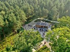 Nieuwe ontmoetingsruimte voor Natuurbegraafplaats De Utrecht, gemaakt 'van eigen bodem'